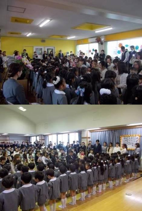 第36回入園式!!(4月8日・土)