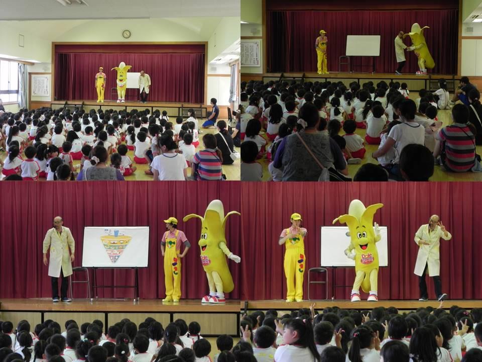 ドール・食育プログラム「ボビーくんがやってくる」を開催!!(7月7日・金)
