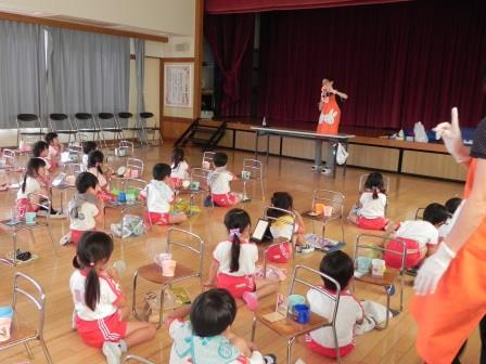 歯みがき教室を開催!!(6月19日・火)