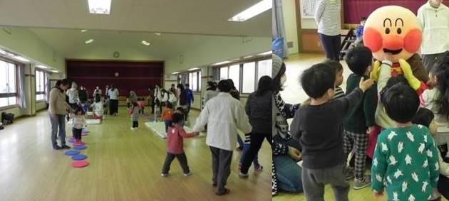 第16回こひつじチャイルドクラブ(子育て支援事業=親子教室・園庭開放)を開催!!(2月8日・金)