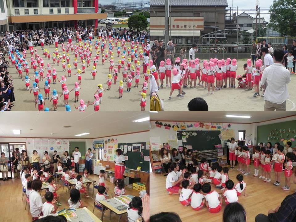 保育参観!!(6月22日・土)