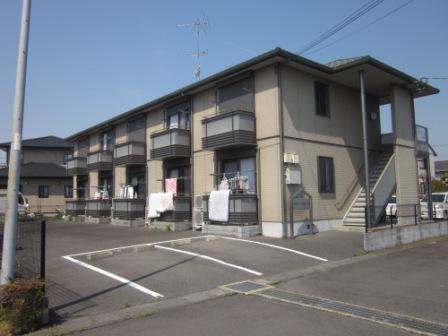 メゾンソレアード 206号室