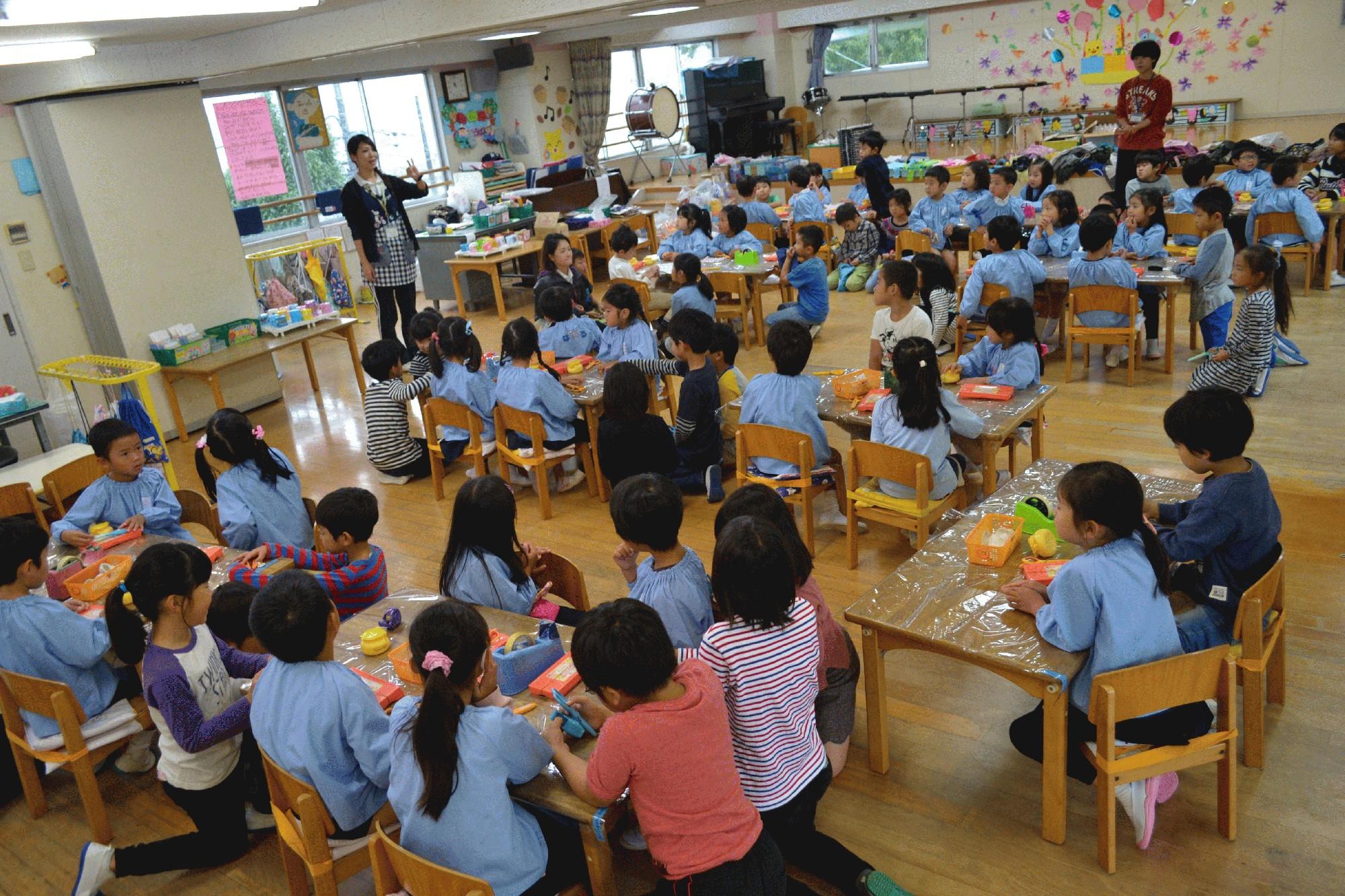 10月16日(月) 保土ヶ谷小学校2年生交流
