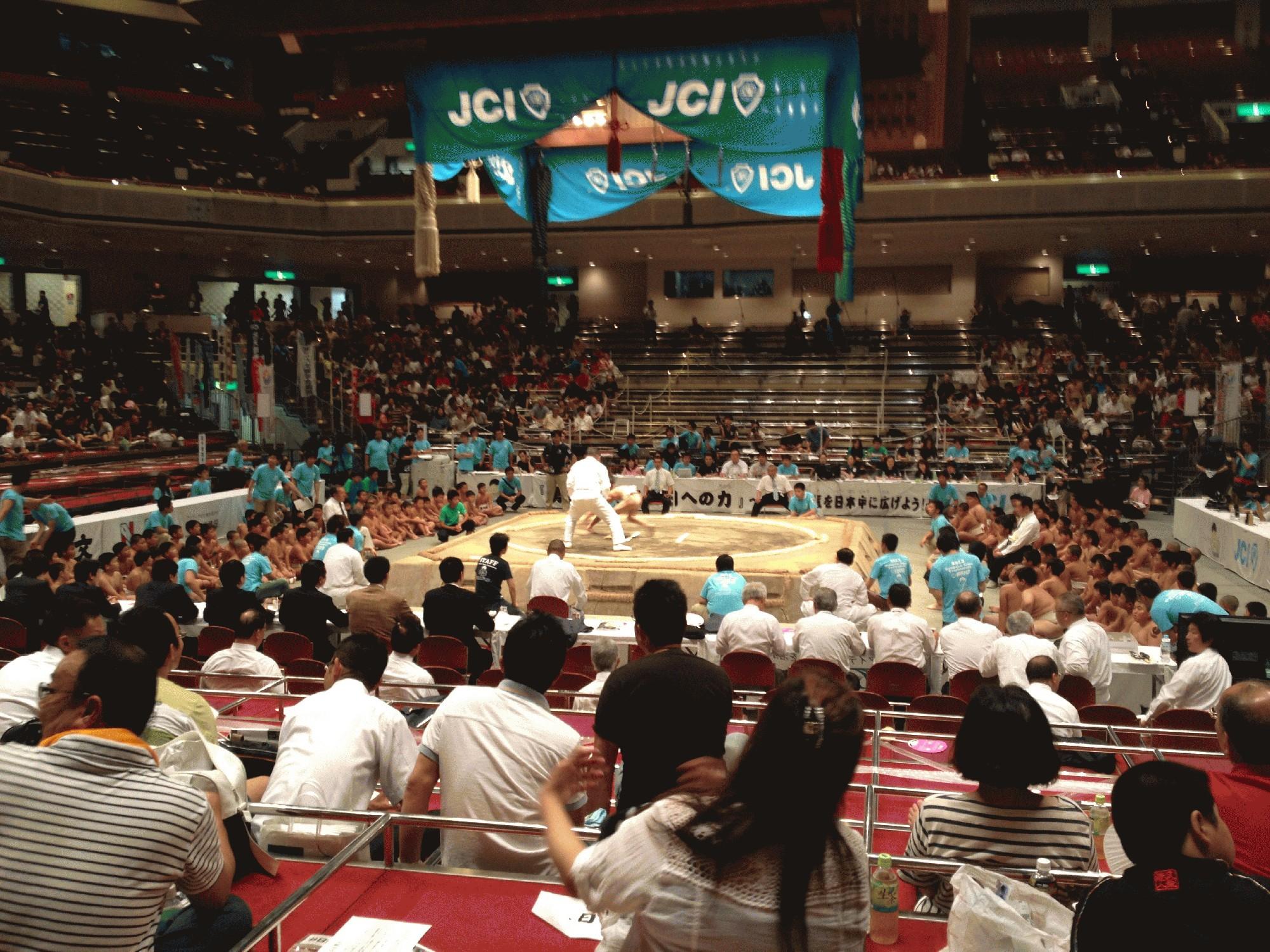 第28回わんぱく相撲全国大会開催...