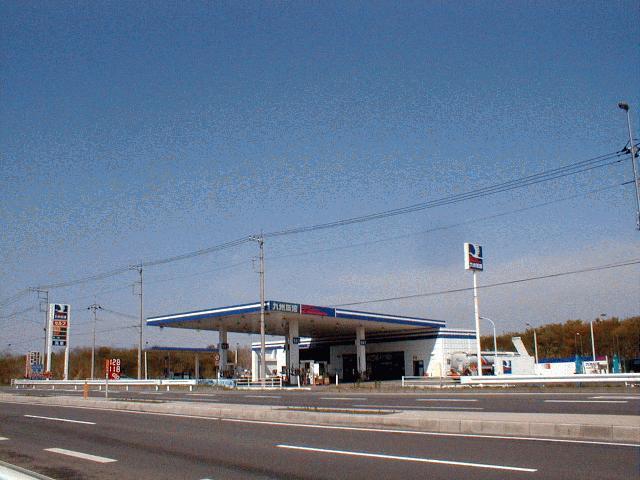 セルフのガソリンスタンド! 【関東スタンダード 小山新4号 サービスステーション】