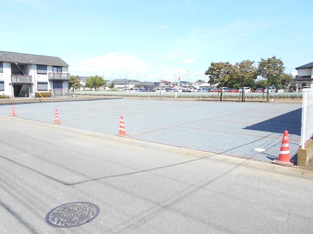 下り松3丁目山崎月極駐車場