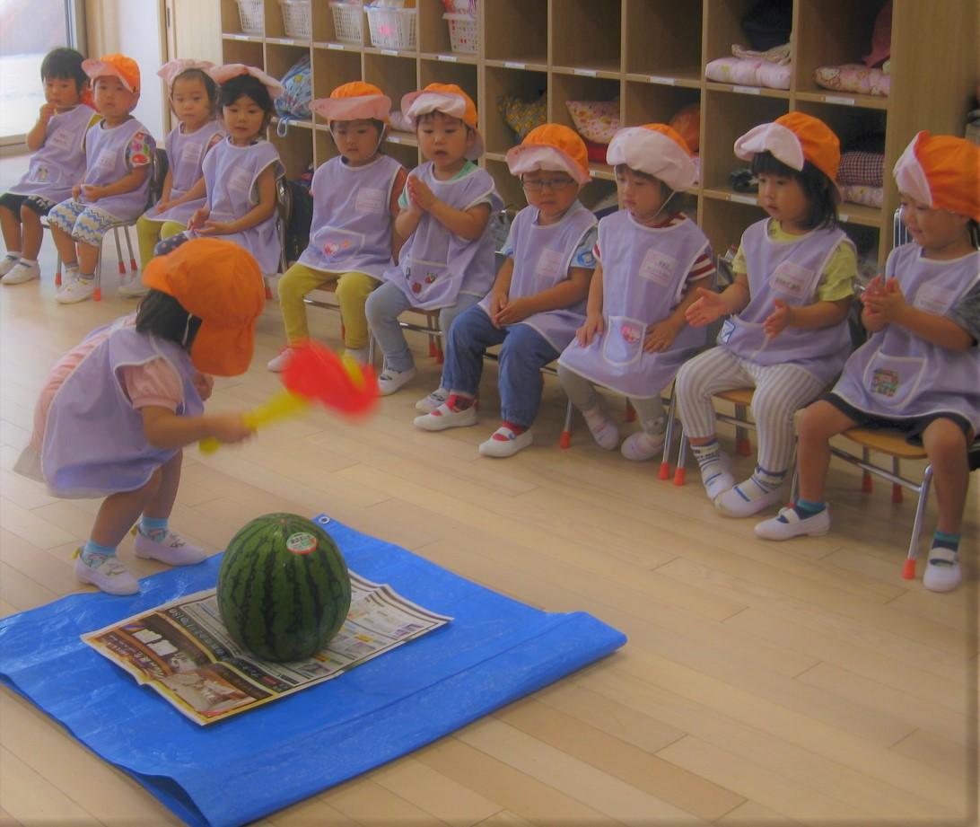満3歳児学年(4年保育)の令和3年度入園枠について