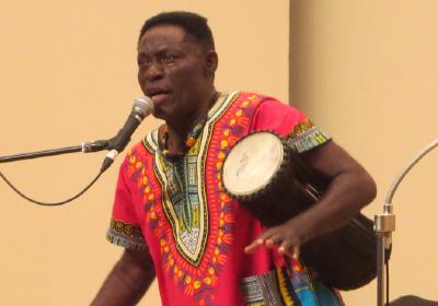 第4回子育て交流「アフリカの太鼓」 2月26日(水)
